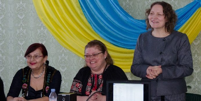 MEETINGS WITH WOMEN'S COMMUNITIES OF KYIV REGION