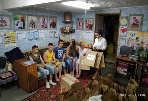 ПРАВОПІВКУЛЬНЕ МАЛЮВАННЯ ДЛЯ ОСОБЛИВИХ ДІТЕЙ В МІСТІ ОДЕСА